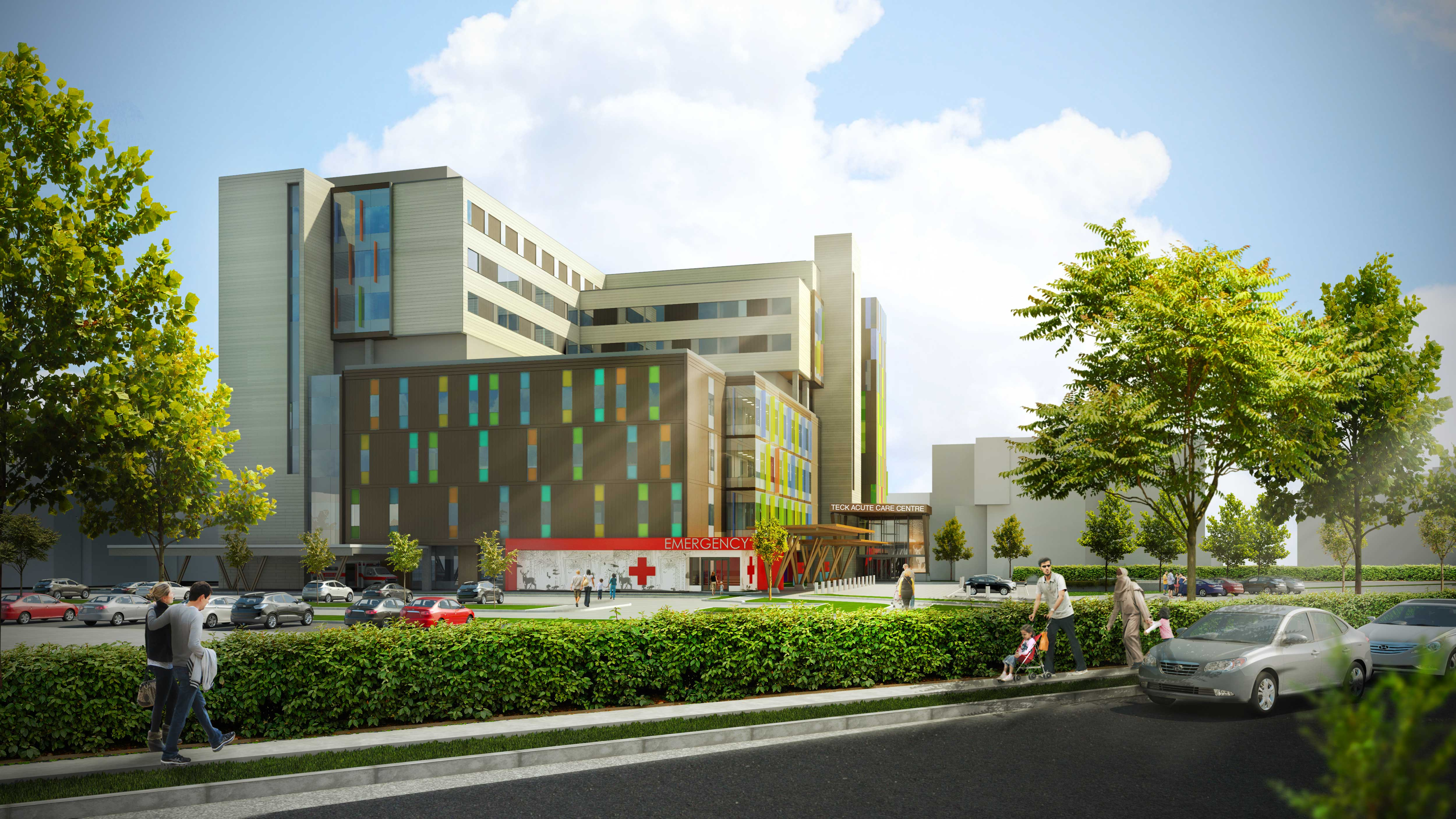 BC Children's and BC Women's Redevelopment Project ...