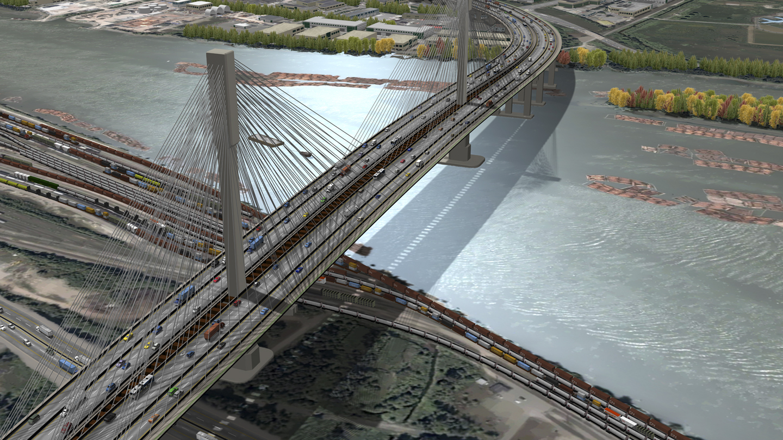 Port Mann/Highway 1 Improvement Project - Partnerships BC