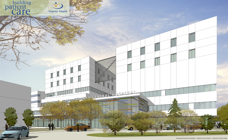Kelowna and Vernon Hospitals Project - Partnerships BC