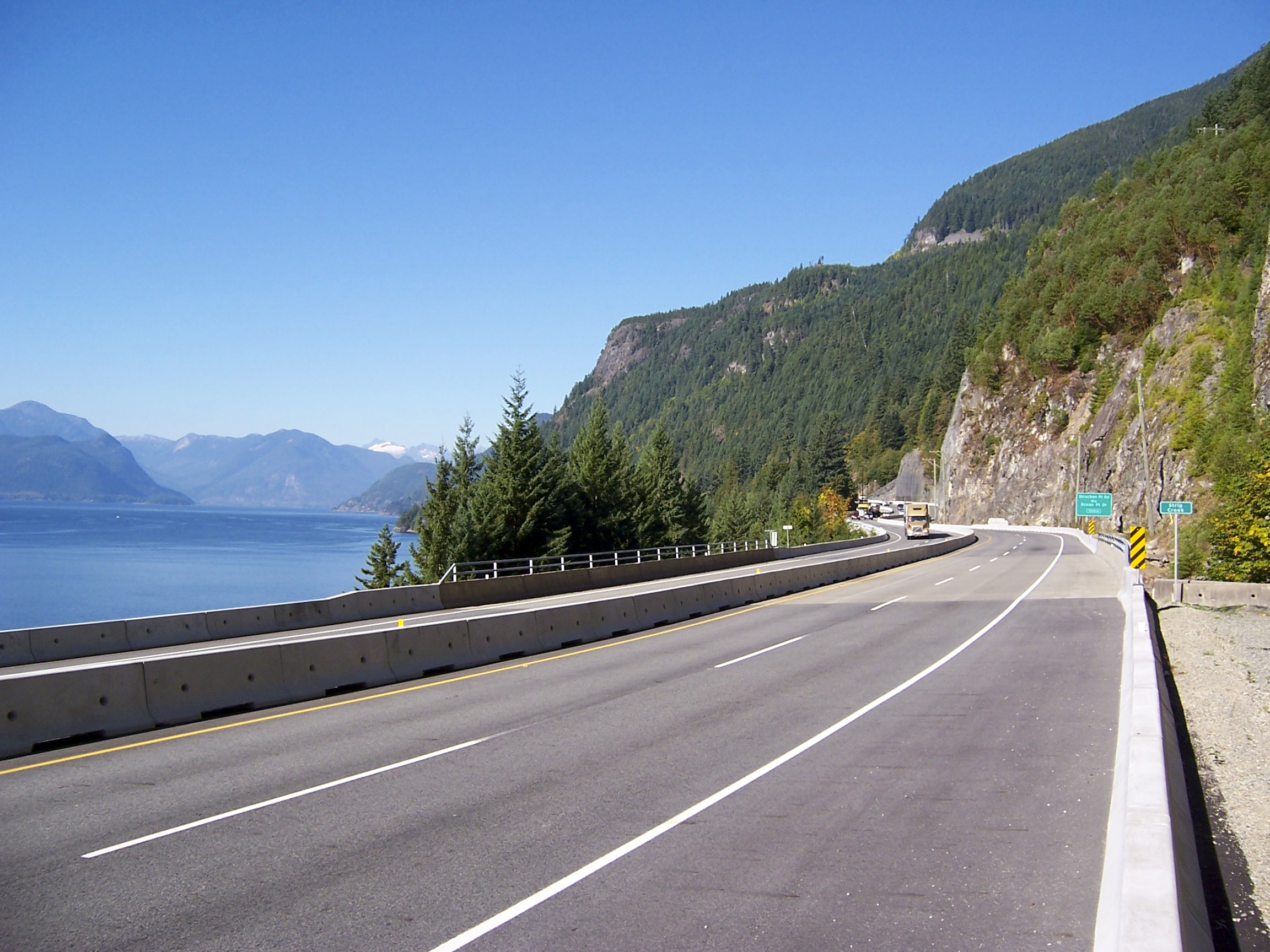 sea to sky highway partnerships bc